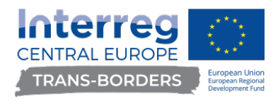 Interreg Central Europe logo