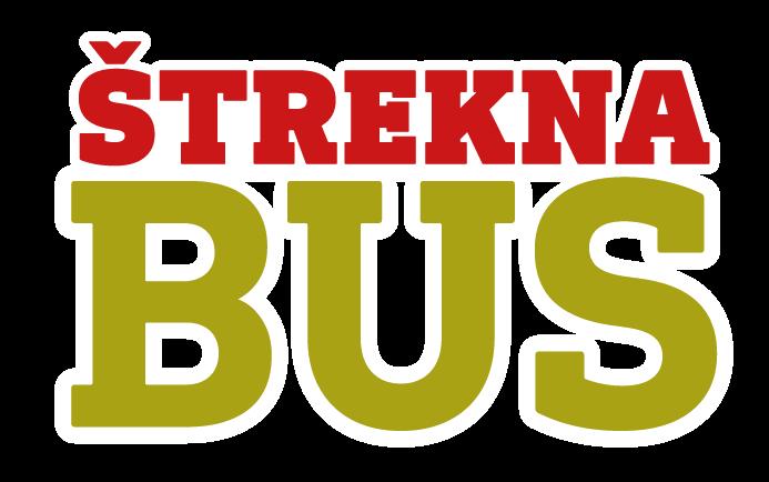 Štrekna bus logo